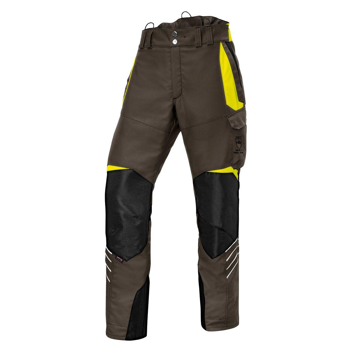 Kubler pantalon anticoupure vert