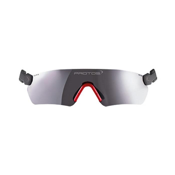 Pfanner Casque Protos lunettes de protection grises