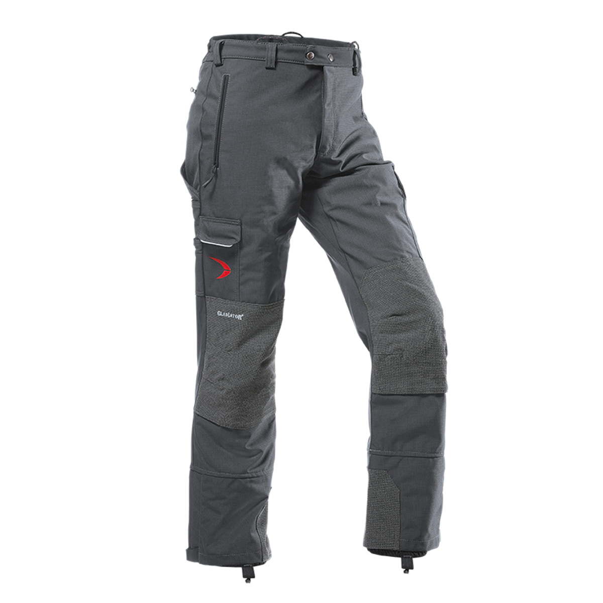 Pfanner pantalon Gladiator StrechAir Outdoor gris