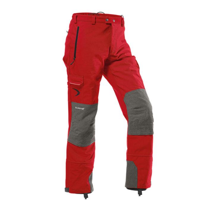 Pfanner pantalon Gladiator StrechAir Outdoor rouge