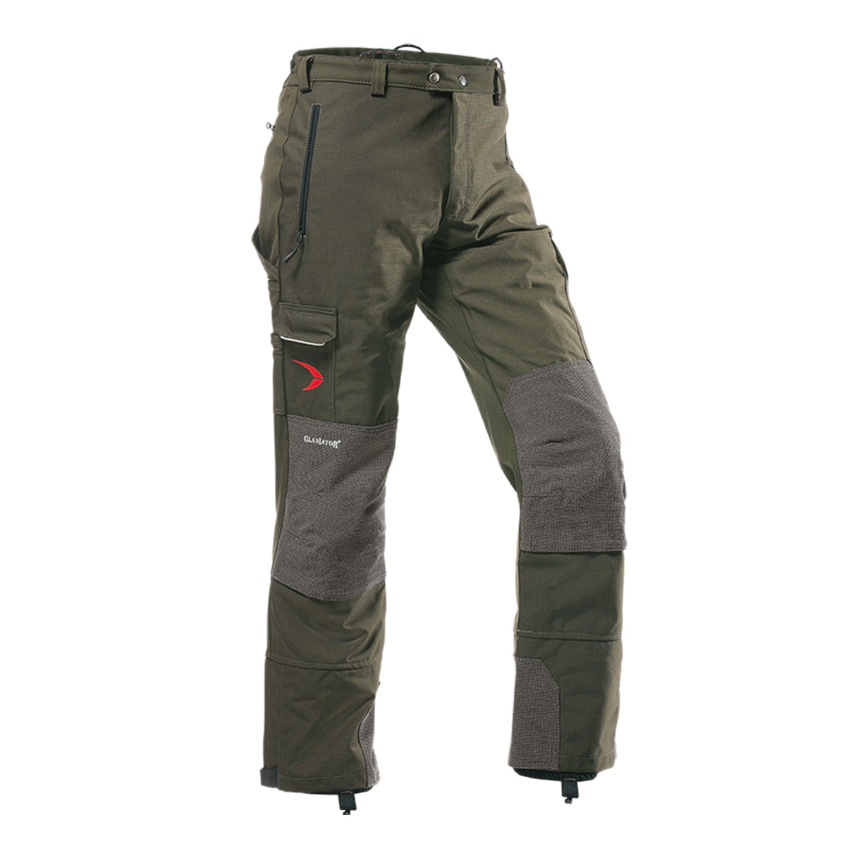 Pfanner pantalon Gladiator StrechAir Outdoor vert