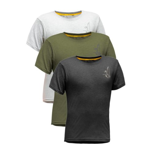 Lot de 3 T-Shirts PFANNER Bûcheron