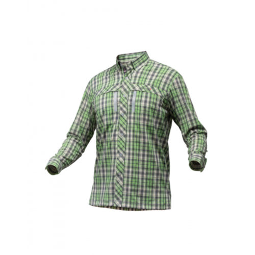 Chemise PFANNER Stretch Air - Manches longues